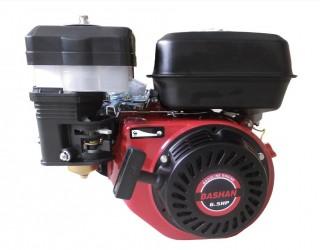 Двигатель BASHAN 168F-2 (6,5 л.с.,4,8кВт 4х тактч) купить в Интернет магазине мотозапчастей MopedMarket.ru