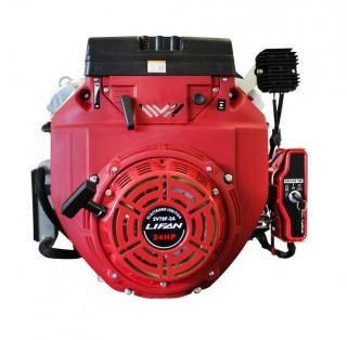 Двигатель LIFAN 2V78F-2A (24 л.с.), электро+ручной стартер+катушка 240Вт, V-вал (конусный) купить в Интернет магазине мотозапчастей MopedMarket.ru